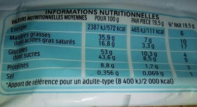 Kinder bueno white gaufrettes enrobees de chocolat blanc 3 x2 barres - Voedingswaarden - fr