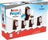 Kinder pingui cacao gouter frais genoise fourree lait et cacao enrobee de chocolat fin t8 pack de 8 etuis - Prodotto