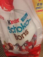 Kinder schoko bons - Product