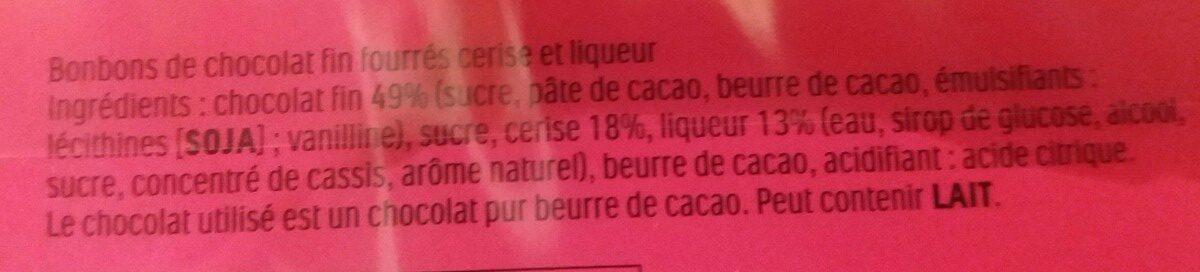 2 gouts - Ingredients - fr