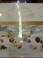 Calendrier avent - Product