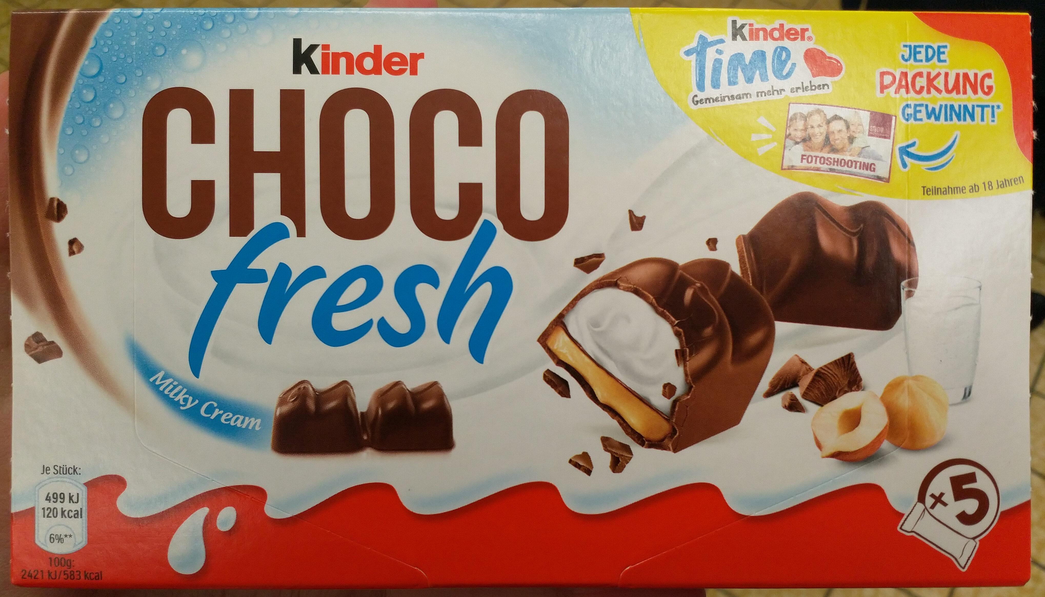 Choco fresh - Product - de
