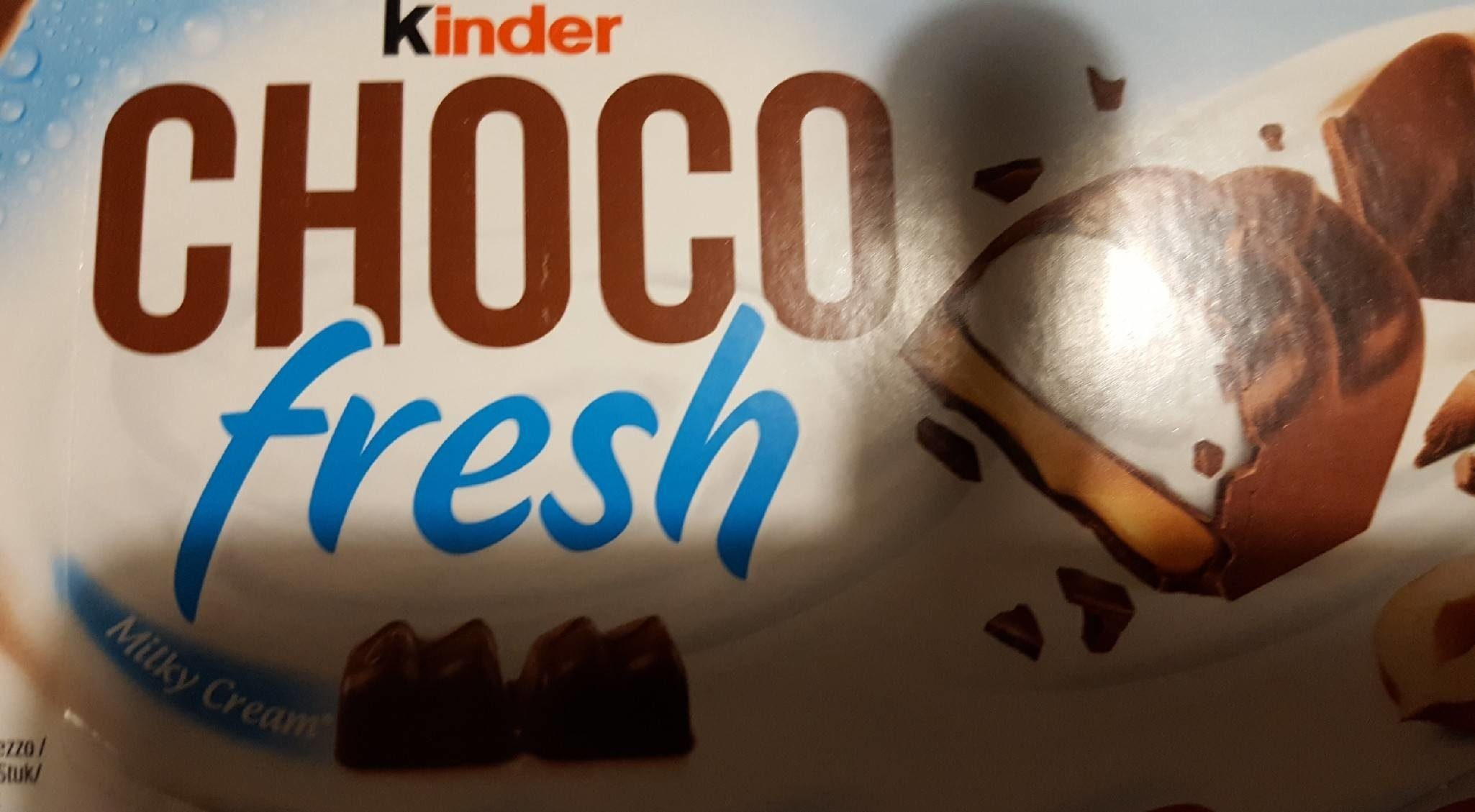 Choco fresh - Produit - fr