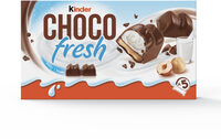 Kinder chocofresh t5 pack de 5 etuis - Prodotto - fr