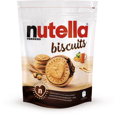 Nutella biscuits - Produkt - fr
