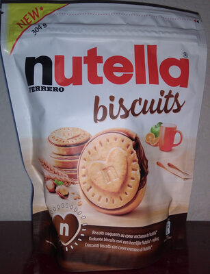 Nutella biscuits - Prodotto - it