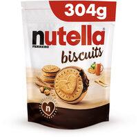 Nutella biscuits - Ингредиенты - fr