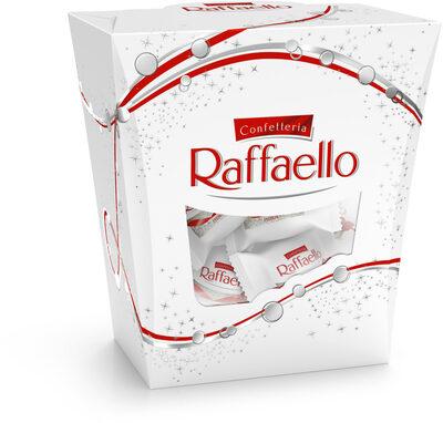 Raffaello fines gaufrettes enrobees de noix de coco fourrees noix de coco avec amande entiere 23 pieces - Produit - fr