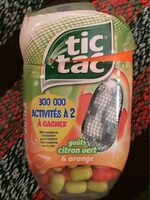 Tic tac duo t200 music box de 200 - Produit - fr