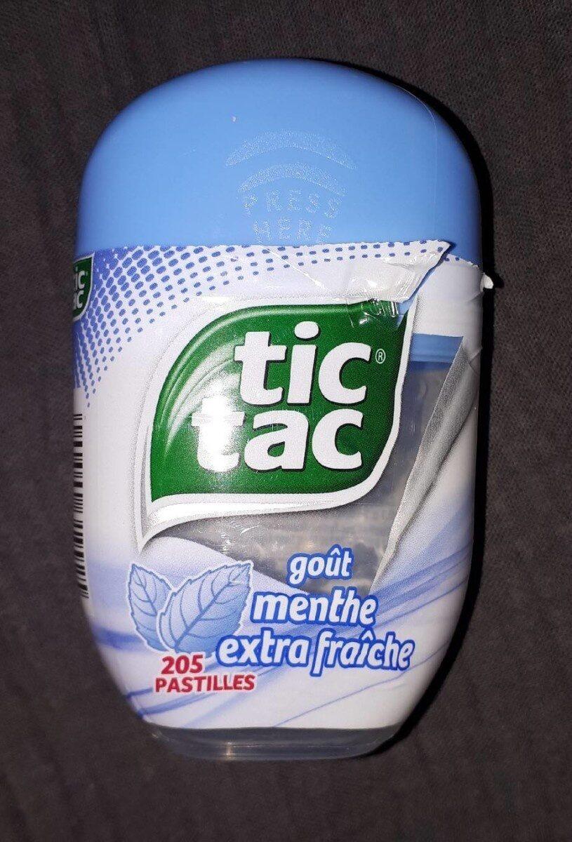 Tic Tac Menthe Box - Produit - fr