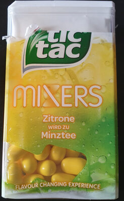 Mixers - Zitrone wird zu Minztee - Produkt - de