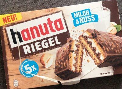 Hanuta Riegel - Produkt - de