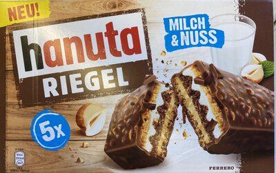 hanuta Riegel - Produkt