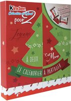 Kinder calendrier for two 308g pour deux - Product - fr