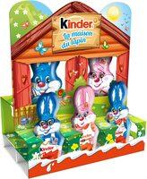 Kinder mix bunny house 155g maison lapin - Prodotto - fr