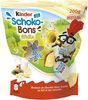 Kinder schokobons white bonbons de chocolat blanc fourres lait et noisettes sachet - Product