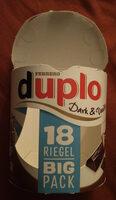 Duplo Dark & Vanilla (Big Pack) - Produkt - de