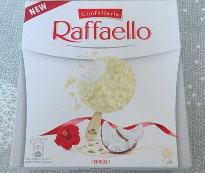 Raffaello glace noix de coco et amandes x4 - Prodotto - fr