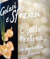 Golosi e sfiziosi Cipolle Perlina in agrodolce - Produit