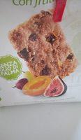 Con Frutta - Biscuits sablés - Produit - fr