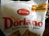 Crackers salati Doriano Buono come il pane - - Product