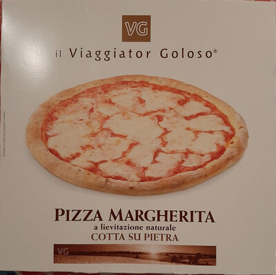 Pizza Margherita - Produit - it