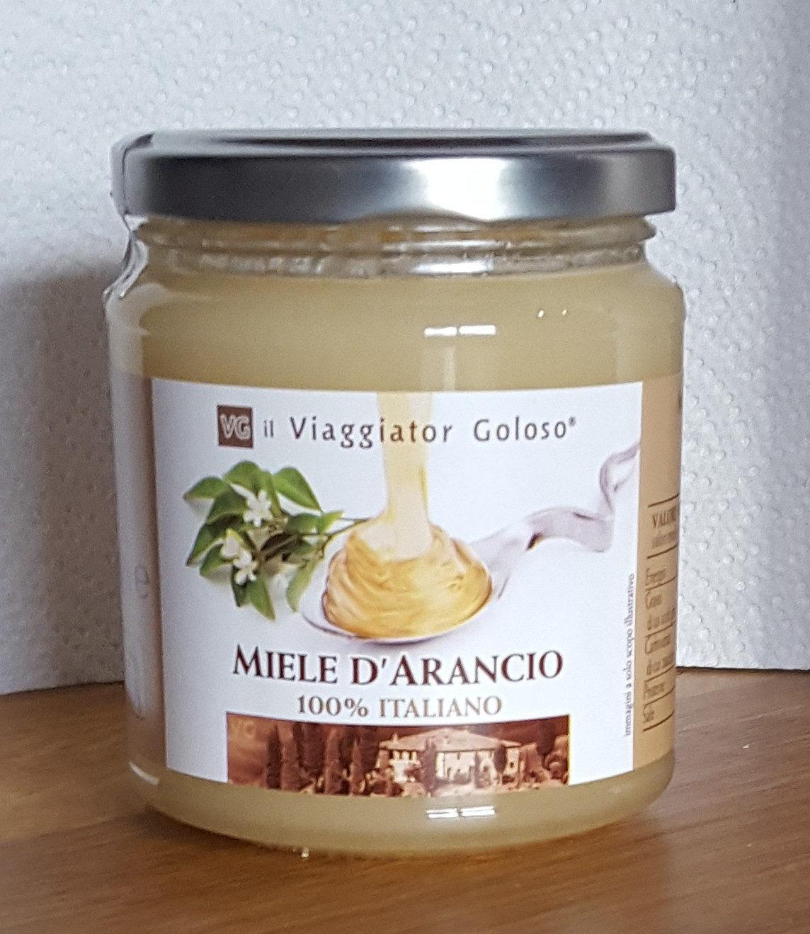 Miele d'Arancio - Product