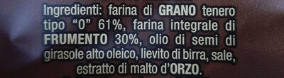 Crostini - Ingrédients - it