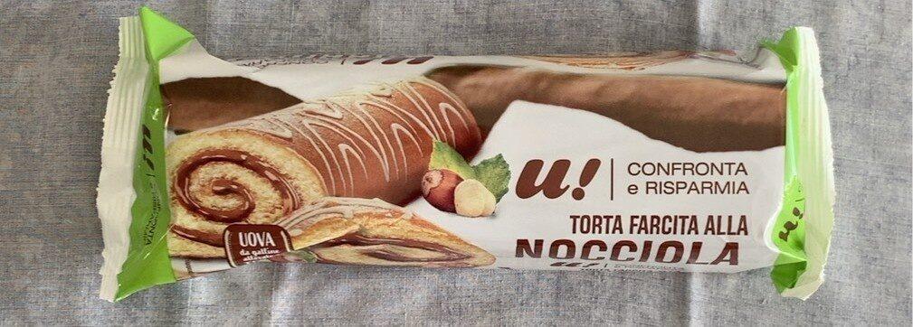 Torta farcita alla nocciola - Produit - it