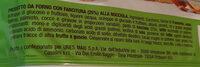 Torta farcita alla nocciola - Ingrédients - it