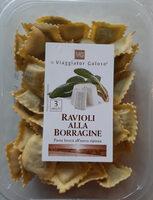 Ravioli alla borragine - Produit - it