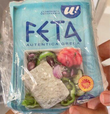 Feta autentica greca - Product - it