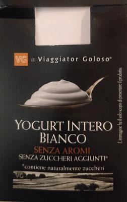 Yogurth intero bianco - Product - it