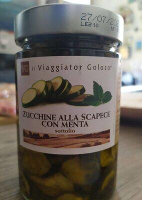 Zucchine alla scapece con menta sottolio - Produit - it