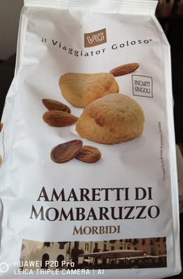 Amaretti di mombaruzzo - Produit - it