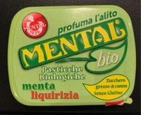 Mental bio - Produit - en