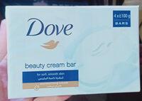 Dove Savon Lavant Antibactérien Hydratant 4x100g - Product - en