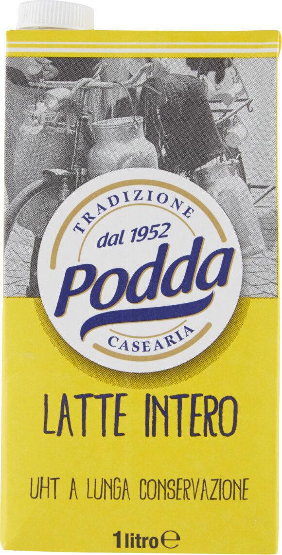 Latte intero uht a lunga conservazione - Produit - fr