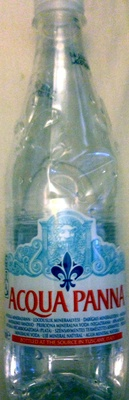 Acqua panna - Product