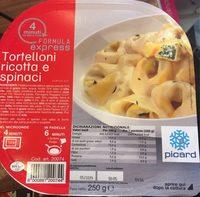 Tortelloni Ricotta E Spinaci - Produit