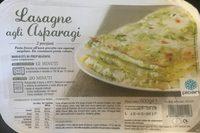 Lasagnes aux Asperges - Prodotto