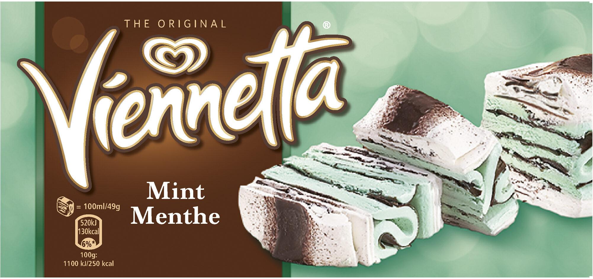 Viennetta Glace Dessert Menthe 7 parts 650ml - Product - fr