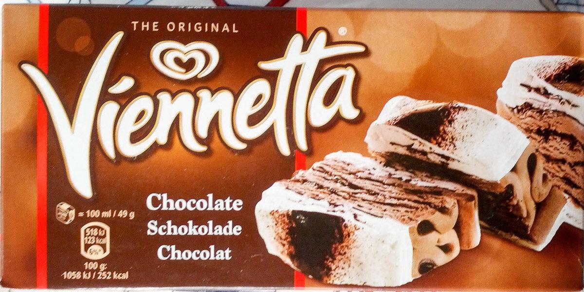 Viennetta Chocolate - Produkt