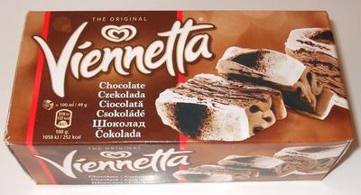 Viennetta Chocolate - Produit - pt