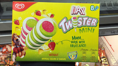 Max Twister Mini - Produkt - en