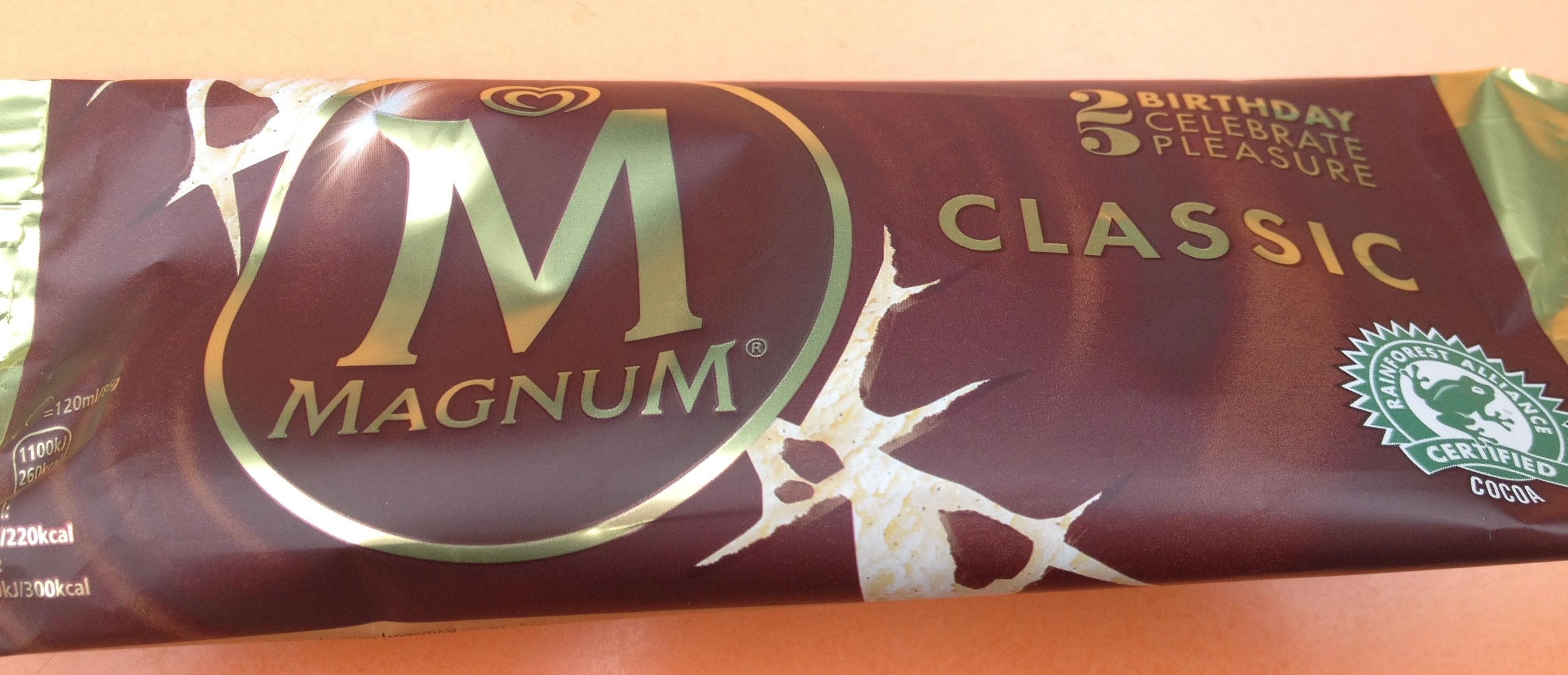 Magnum Classic - Produit