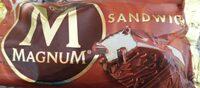 Mágnum sándwich - Producto - es