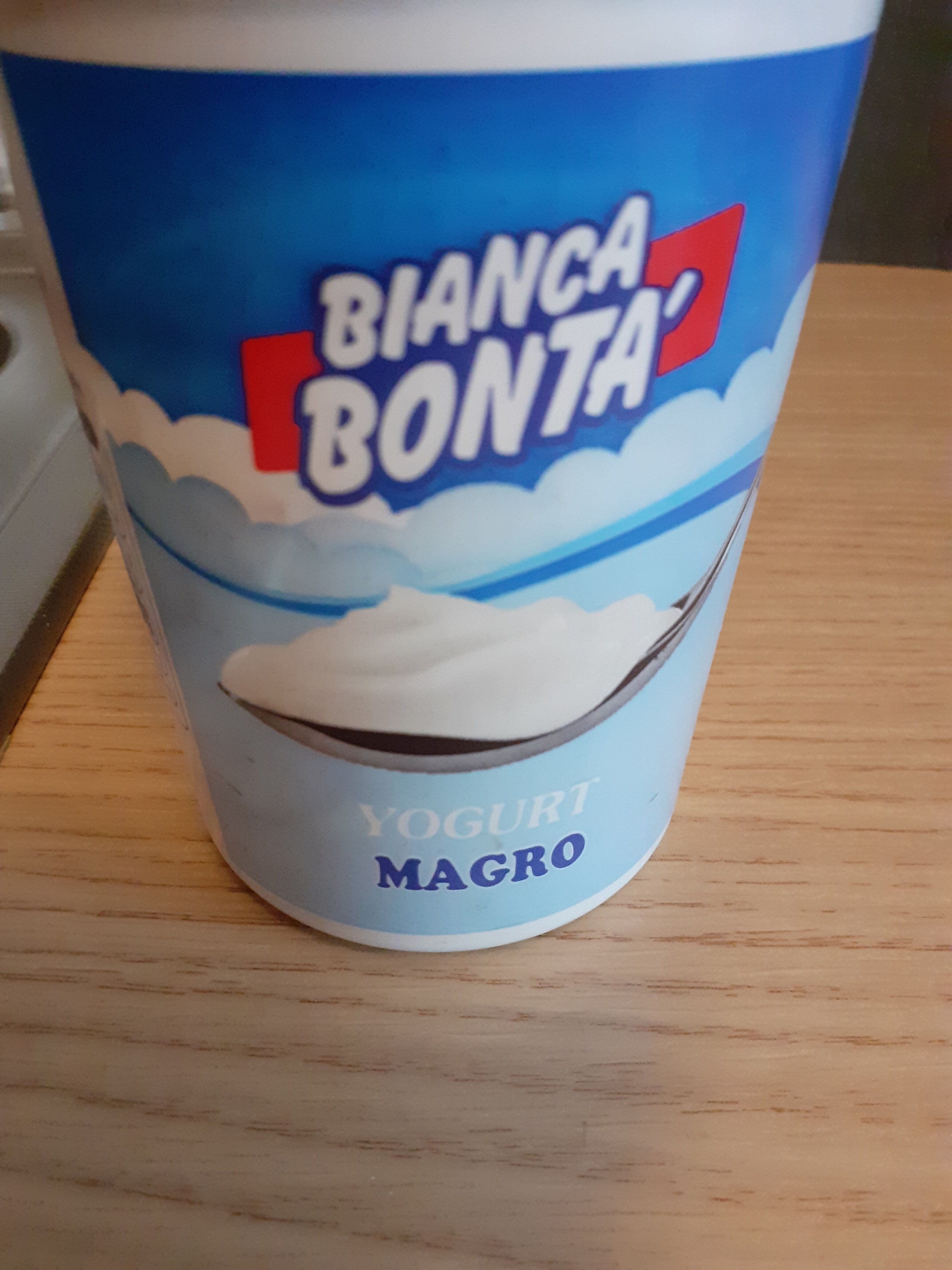 yogurt magro - Produit - it
