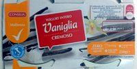 Yogurt intero Vaniglia cremoso - Product