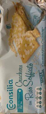 Crackers con riso soffiato - Product